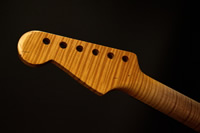Leo Guitars Strat Neck