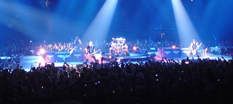 Metallica München 2009