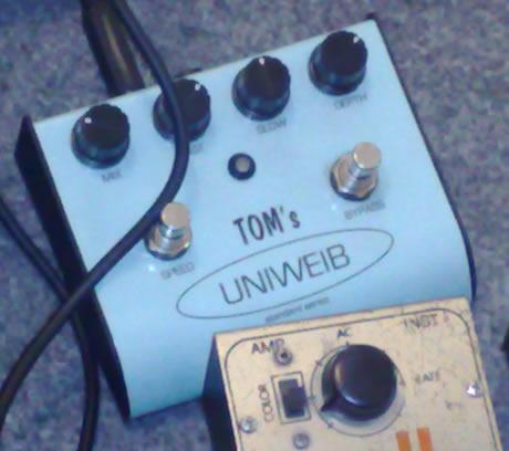 Tom Rahns Univibe