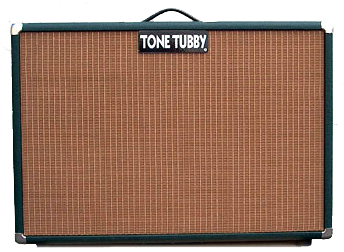 tone tubby cabinet 2x12er