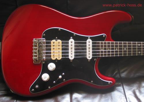 Custom DiMarzio Strat – GuitarPimp