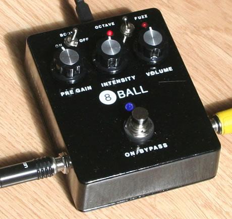 8-ball Octafuzz