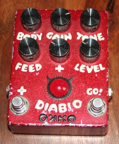 Okko Diablo Custom 1. Serie