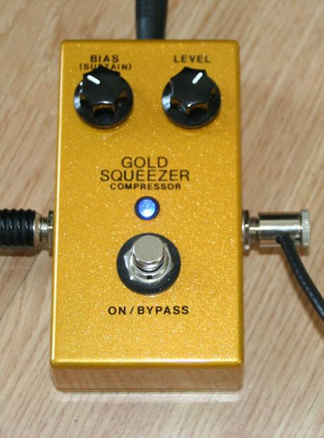 gold squeezer